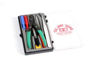 ชุดเครื่องมือประกอบโมเดลพื้นฐาน 74016 Tamiya Basic Tool Set