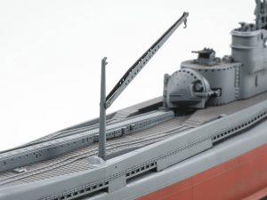 โมเดลเรือดำน้ำญี่ปุ่น Submarine I-400 Class 1/350