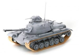 โมเดลรถถังหลัก Dragon M48A3 Mod.B 1/35