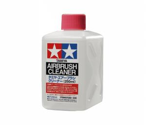 น้ำยาล้างแอร์บรัช TAMIYA AIRBRUSH CLEANER 250ml