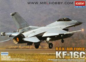ขายโมเดลเครื่องบินรบ KF16 Fighting Falcon Korea Air Force