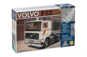 โมเดลรถบรรทุก VOLVO F12 VINTAGE COLLECTION 1/24