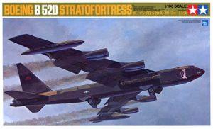 เครื่องบินทามิย่า 60025 Boeing B-52D
