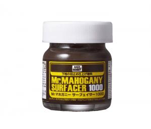สีรองพื้นน้ำตาล MR.MAHOGANY SURFACER 1000