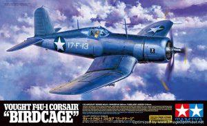 เครื่องบินทามิย่า 60324 Vought F4U-1 Corsair