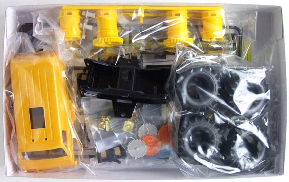 ทามิย่ามินิโฟร์วิล TAMIYA 17003 Mini 4WD LUNCH BOX Jr