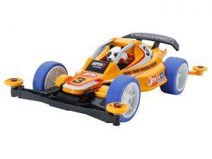 ทามิย่ามินิโฟร์วิล Mini 4WD Panda Racer Super II