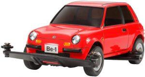 ทามิย่ามินิโฟร์วิล Mini 4WD NISSAN Be-1 RED VERSION