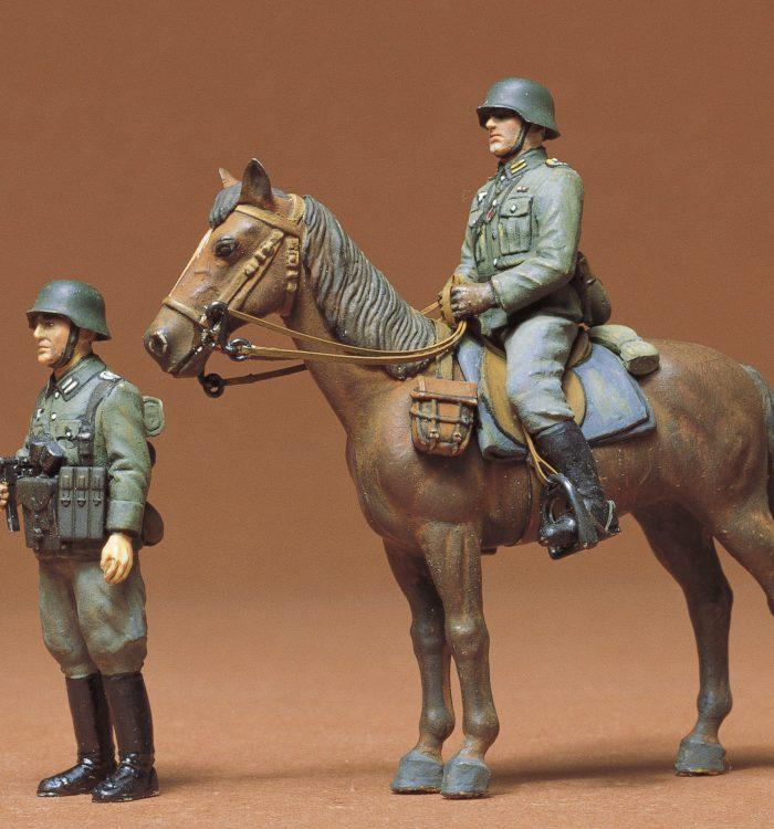 โมเดลฟิกเกอร์ทหารภูเขา German Wehrmacht Infantry 1/35