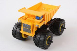 ทามิย่า มินิโฟร์วิล Mini 4WD JR Mammoth Dump Truck 1/32