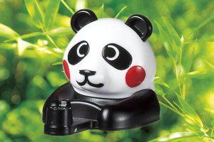 รถทามิยา mini 4wd Panda Racer Super II 1 : 32