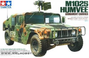 ทามิย่า 35263 M1025 Humvee Armament Carrier