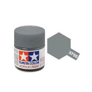 สีสูตรน้ำ TAMIYA XF-66 Light gray