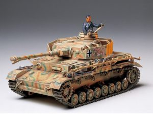 TAMIYA Panzerkampfwagen IV Ausf.J (Sd.Kfz. 161/2) 1/35