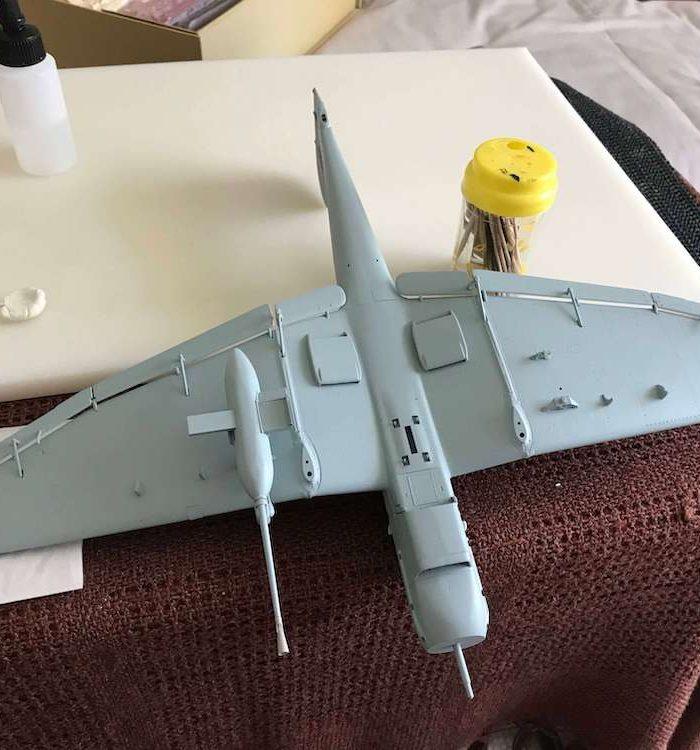 สีสเปรย์ทามิย่า Tamiya AS-5 Light Blue Luftwaffe