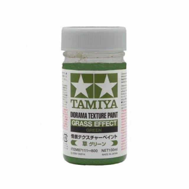 สีทามิย่า DIORAMA TEXTURE PAINT GRASS EFFECT GREEN