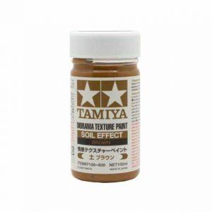 สีทามิย่า DIORAMA TEXTURE PAINT SOIL EFFECT BROWN