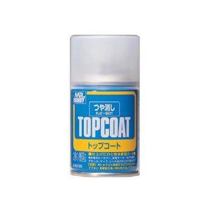 เคลียร์ด้าน MR TOPCOAT FLAT CLEAR ขาย