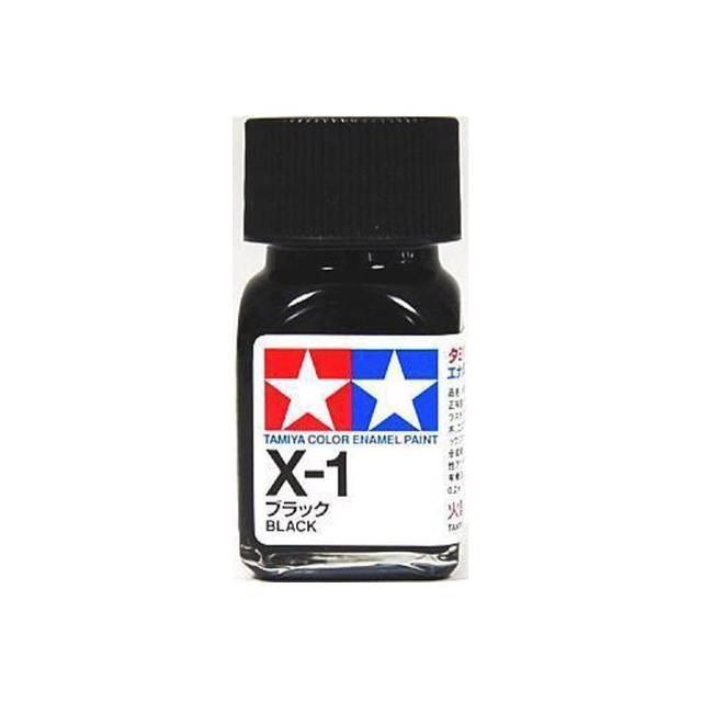 สีดำ TAMIYA X-1 BLACK