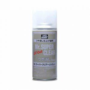 เคลียร์กันแสงยูวี MR SUPER CLEAR UV CUT FLAT ขาย