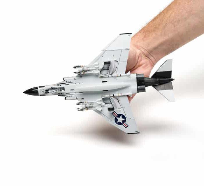 เครื่องบินรบ USN F-4J VF-96 1/72 (MCP)