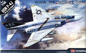 เครื่องบิน Academy F-4J VF-84 Jolly Rogers