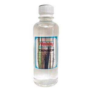 ทินเนอร์ไทย HOBBY MODEL ขวดใหญ่ 240 ml