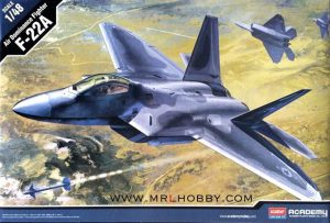 เครื่องบิน Academy F-22A Air Dominance Fighter