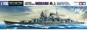 โมเดลประกอบเรือทามิย่า Mogami 1 : 350