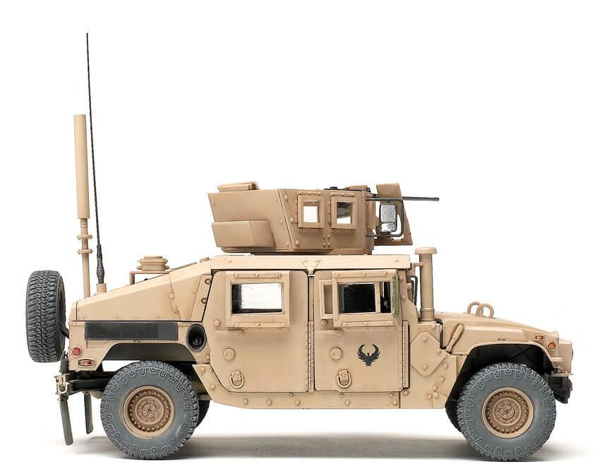 โมเดลรถฮัมวี่ Academy M1151 Humvee 1/35