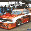 รถอาโอชิม่า AOSHIMA NISSAN KY910 BLUEBIRD SUPER SILHOUETTE '83 1/24