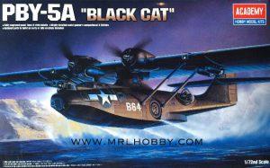โมเดลเครื่องบิน Academy PBY-5A