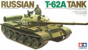 รถถังทามิย่า 35108 T-62A
