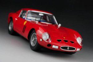 โมเดลรถยนต์ Fufjimi Ferrari 250 GTO