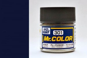 MR COLOR C301 Gray FS36081