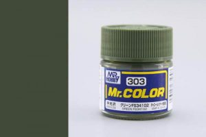 MR COLOR c303 Green FS34102