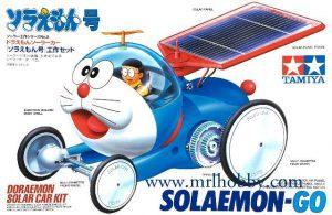 โมเดลทามิย่า Soraemon Doraemon Solar Car Kit