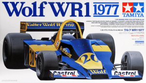 โมเดลประกอบรถเอฟวัน WOLF WR1 1977 (1/20)