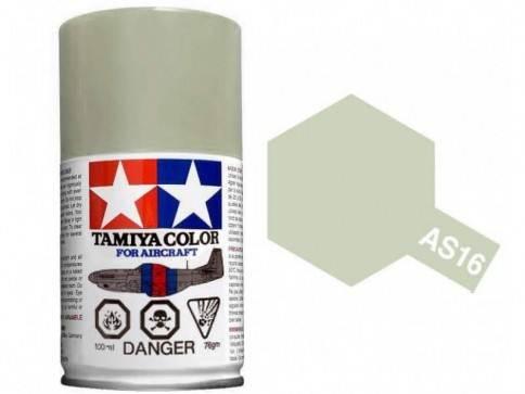 สีสเปรย์ทามิย่า Tamiya AS-16 Light Gray USAF