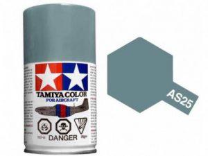 สีสเปรย์ทามิย่า Tamiya AS-25 Dark Ghost Grey