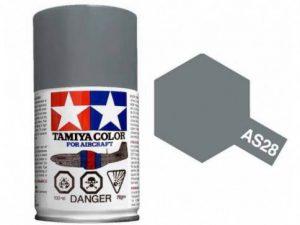 สีสเปรย์ทามิย่า Tamiya AS-28 Medium Grey