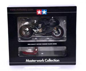 ทามิย่า 21145 Ducati 1199 Panigale S Matt Black master work 1 : 12