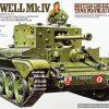 โมเดลยานเกราะอังกฤษ Cromwell Mk. IV Cruiser Tank 1/35