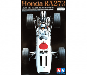 โมเดลประกอบรถยนต์ฮอนด้า Honda RA273 (พร้อมโฟโต้เอจ) 1/12