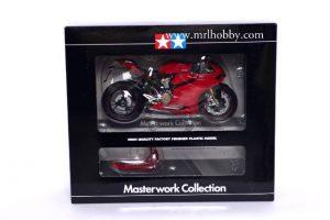 ทามิย่า 21146 Ducati 1199 Panigale S Red Finished Model 1 : 12 ราคาถูก