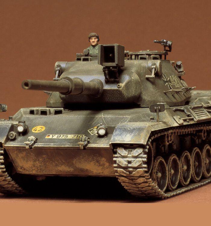 Federal German Leopard 1 MBT