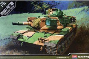 โมเดลประกอบรถถัง Academy M60A2 Patton Starship 1 : 35 ขาย