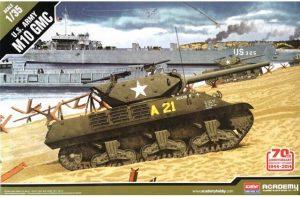 โมเดลประกอบรถถัง Academy U.S. Army M10 GMC 1 : 35 ขาย