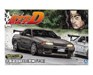 โมเดลรถยนต์ประกอบ Aoshima Hojo Rin BNR32 1 : 24 ขาย
