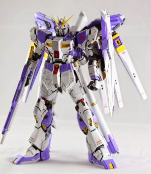 สีกันดั้ม UG08 MS Purple Gundam Color 10ml